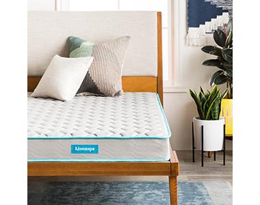 best linenspa innerspring king mattress under 1000