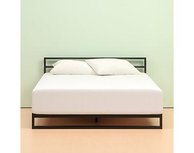 best zinus memory foam king mattress under 1000
