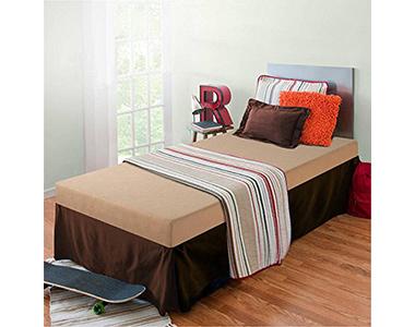 Best Zinus Memory Foam Mattress for Trundle Bed