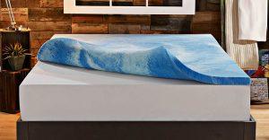 best foam mattress topper