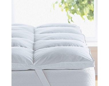 best home sweet home dreams down plush mattress topper