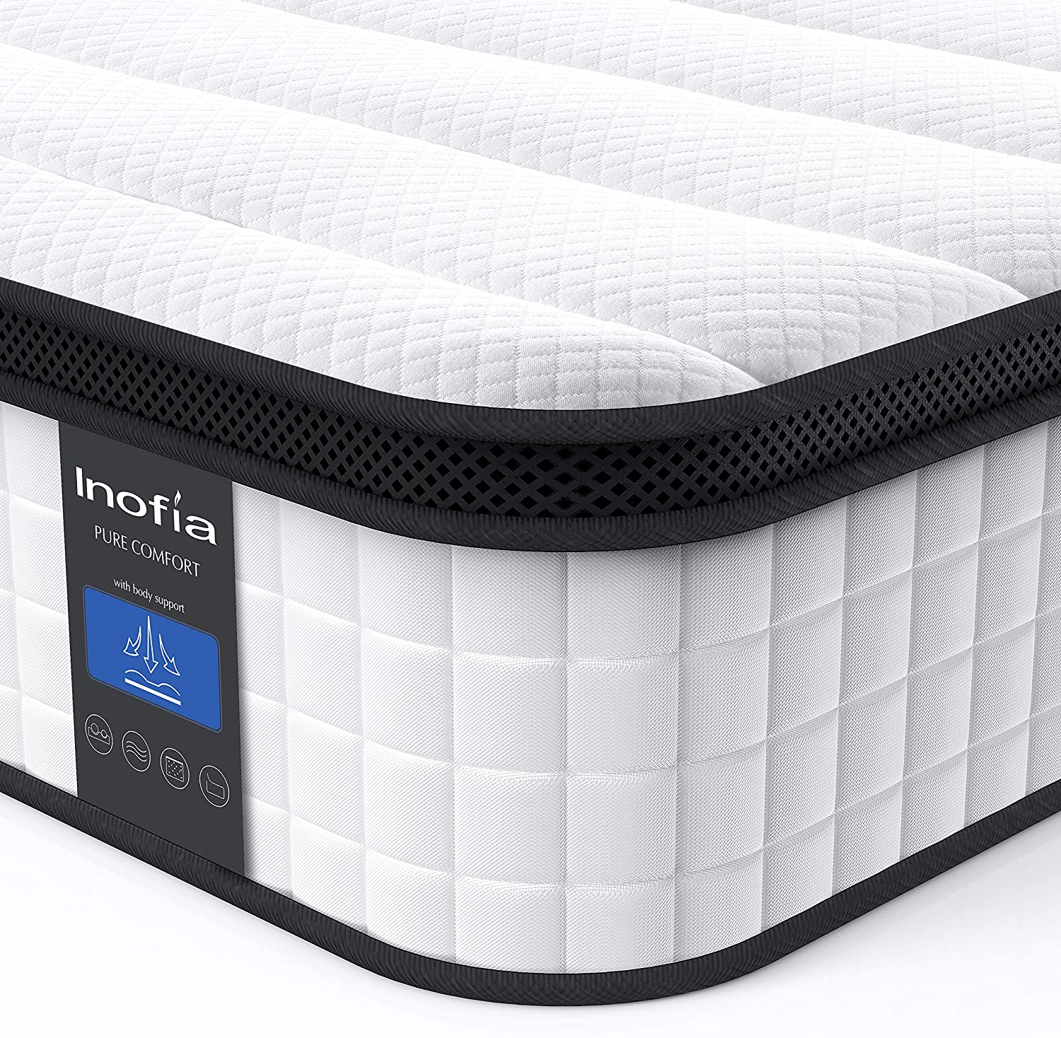 Image result for inofia twin mattress